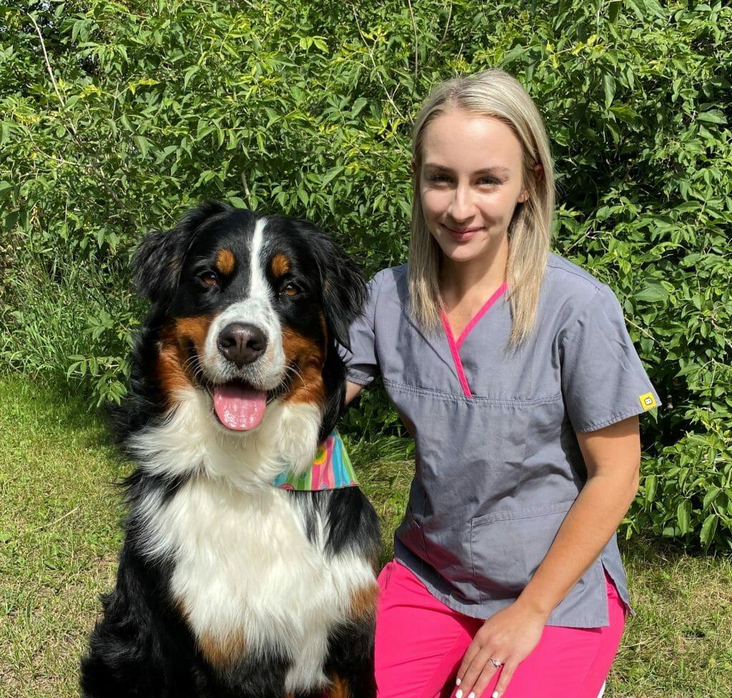 Jocelyn, Animal Care Attendant